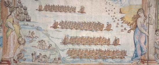 Pirati corsari e schiavit nel mediterraneo for Planimetrie del palazzo mediterraneo